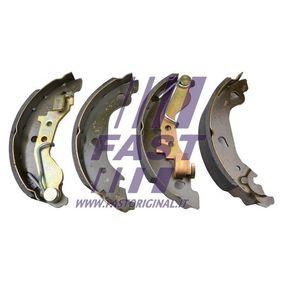 Brake Shoe Set FT30047 PUNTO (188) 1.2 16V 80 MY 2002