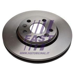 Brake Disc Brake Disc Thickness: 24mm, Num. of holes: 5, Ø: 280mm, Ø: 280mm with OEM Number 402061200R-