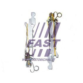 Renault Clio 2 1.5dCi (B/CB03) Nachsteller, Trommelbremse FAST FT32322 (1.5 dCi Diesel 2003 K9K 702)