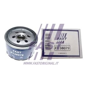 Oil Filter Ø: 76mm, Height: 50mm with OEM Number 16510 84A11 000