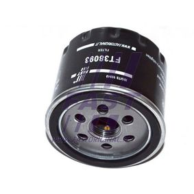 Oil Filter Ø: 75mm, Height: 50mm with OEM Number 1651084A11000