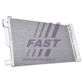 Kondensator, Klimaanlage mit OEM-Nummer 39035152