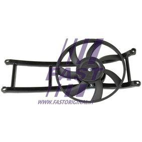 Fan, radiator FT56164 PUNTO (188) 1.2 16V 80 MY 2000