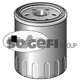 Oil Filter Ø: 76mm, Height: 74mm with OEM Number 71736169