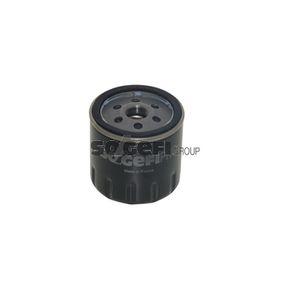 Filtre à huile Ø: 76mm, Hauteur: 74mm avec OEM numéro 4105409AC