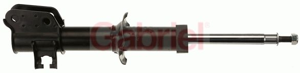 GABRIEL  G54192 Stoßdämpfer Länge: 458mm, Länge: 326mm