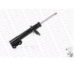 MONROE Ammortizzatori SAAB A doppio tubo, A pressione del gas, Ammortizzatore tipo McPherson