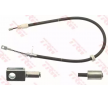 OEM Cable, parking brake TRW GCH694