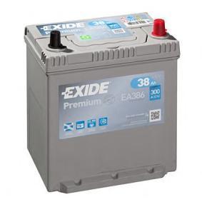 EA386 EXIDE 53520 in Original Qualität