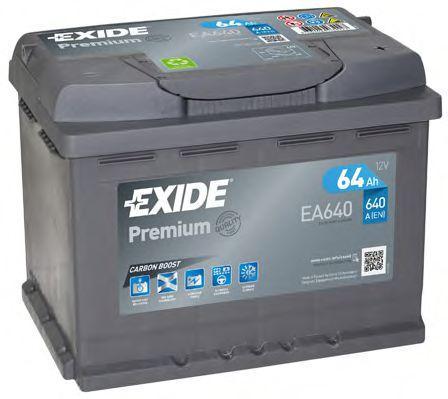 Akkumulator EXIDE EA640 3661024034227