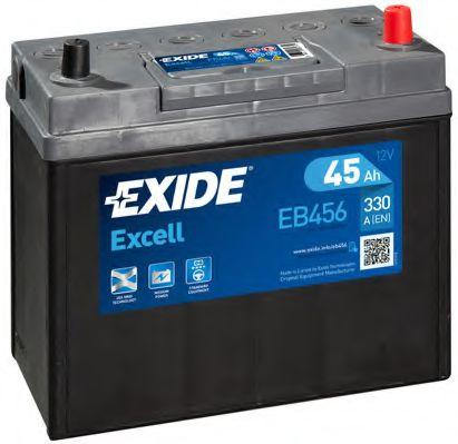 EXIDE EXCELL EB456 Starterbatterie