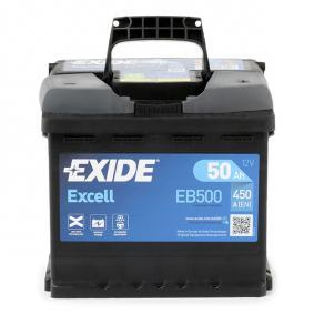 EXIDE EB500 Erfahrung