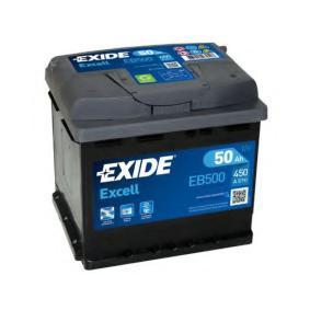 EXIDE EB500 3661024034517
