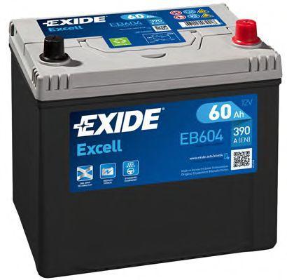 Batterie EB604 EXIDE 56068 in Original Qualität