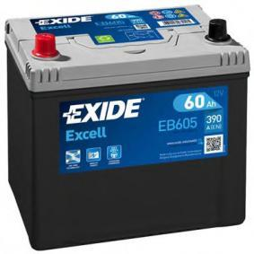 EB605 EXIDE 56069 in Original Qualität