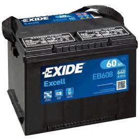 EXIDE EB608 3661024034692