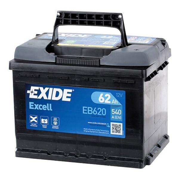 Akkumulator EXIDE 027SE Erfahrung