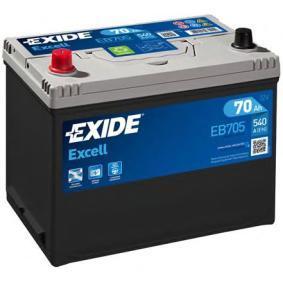 EB705 EXIDE 57024 in Original Qualität