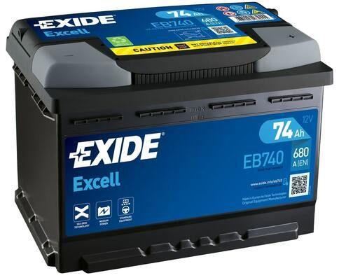 EXIDE Art. Nr 56638 günstig