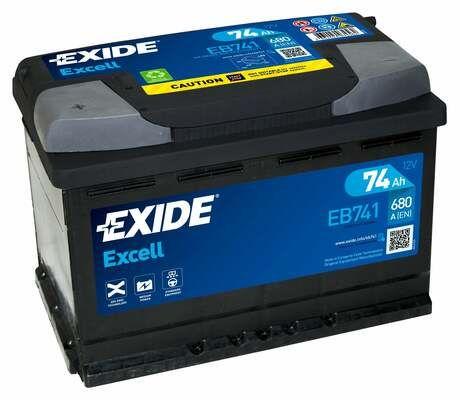 Batterie EXIDE 082SE Bewertung