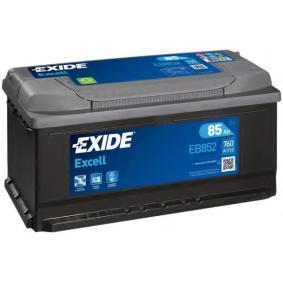 EB852 EXIDE 58515 in Original Qualität