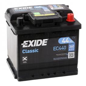 EXIDE EC440 Erfahrung