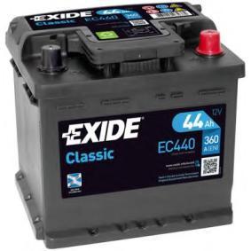 EXIDE EC440 3661024034784
