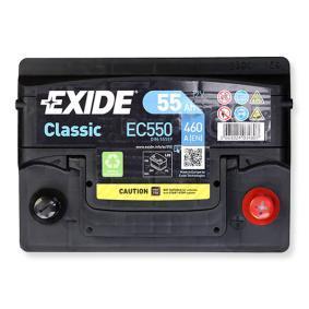 EC550 EXIDE 55559 in Original Qualität