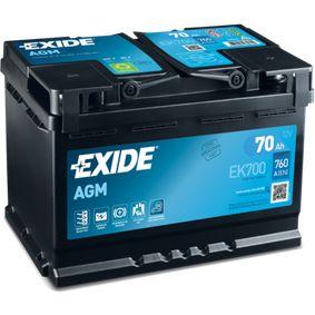 EXIDE EK700 EAN:3661024035712 Shop