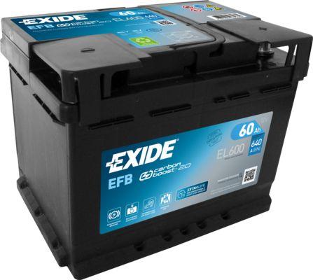 EXIDE EL600 EAN:3661024035682 Shop