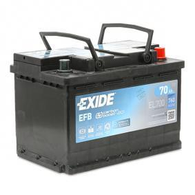 EL700 EXIDE EL700067EFB in Original Qualität