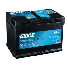 EXIDE EL700 Bewertung
