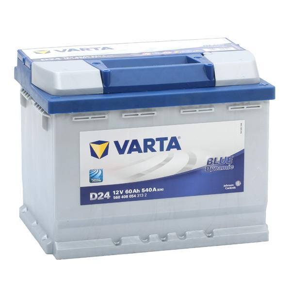 Batterij VARTA 533078 4016987119501