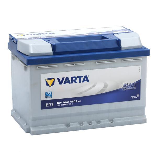 Akku VARTA 533093 4016987119532