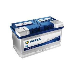Artikelnummer F17 VARTA Preise