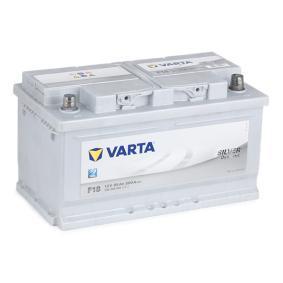 VARTA SILVER dynamic 5852000803162 Starterbatterie Polanordnung: 0