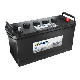 VARTA Nutzfahrzeugbatterien B00 , 100 Ah , 12 V , E41 , 600 A , HEAVY DUTY [erhöhte Zyklen- und Rüttelfestigkeit]