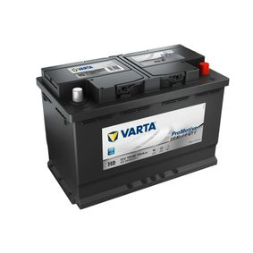 VARTA Nutzfahrzeugbatterien B03 , 100 Ah , 12 V , L4 , 720 A , erhöhte Rüttelfestigkeit
