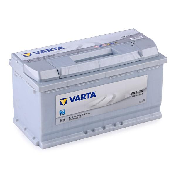 Akkumulator VARTA 019 Erfahrung