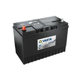 VARTA Nutzfahrzeugbatterien B00 , 110 Ah , 12 V , D2 , 680 A , HEAVY DUTY [erhöhte Zyklen- und Rüttelfestigkeit]