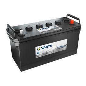 VARTA Nutzfahrzeugbatterien 110Ah, 12V, 850A, B03, HEAVY DUTY [erhöhte Zyklen- und Rüttelfestigkeit]