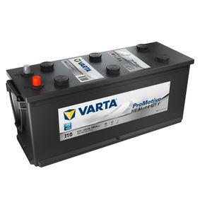VARTA Nutzfahrzeugbatterien 120Ah, 12V, 760A, B03, HEAVY DUTY [erhöhte Zyklen- und Rüttelfestigkeit]