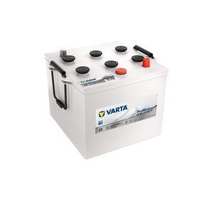 VARTA Promotive Black 625023000A742 Starterbatterie Polanordnung: 2