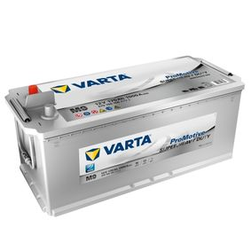 VARTA Nutzfahrzeugbatterien 170Ah, 12V, 1000A, B03, HEAVY DUTY [erhöhte Zyklen- und Rüttelfestigkeit]