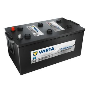 VARTA Nutzfahrzeugbatterien 220Ah, 12V, 1150A, B00, HEAVY DUTY [erhöhte Zyklen- und Rüttelfestigkeit]