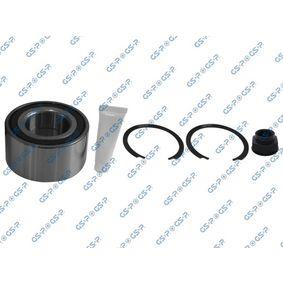 Wheel Bearing Kit GK6540 Corsa Mk3 (D) (S07) 1.4 MY 2013