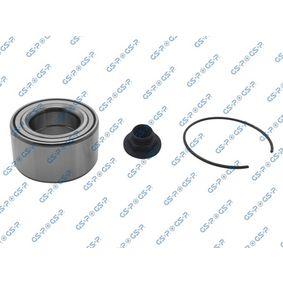 2009 Hyundai i10 PA 1.1 Wheel Bearing Kit GK6931