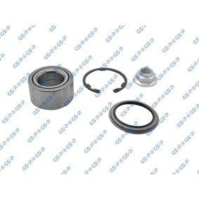 2009 KIA Sorento jc 2.5 CRDi Wheel Bearing Kit GK6944