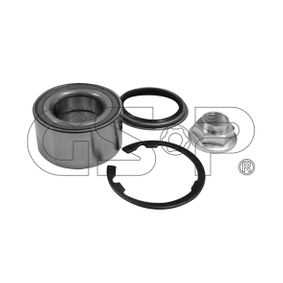 Wheel Bearing Kit with OEM Number 52720-1F000