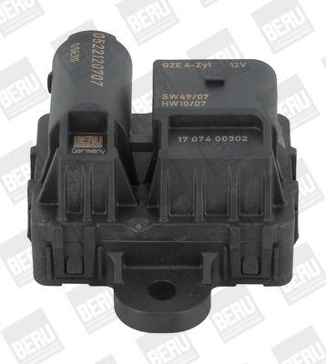 BERU  GSE111 Steuergerät, Glühzeit Spannung: 12V